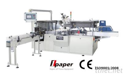 OPH Automatic Box Facial Tissue Packing Machine
