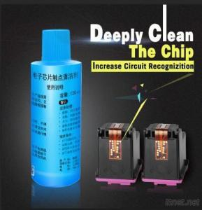 Electronic Chip Liquid Cleaner