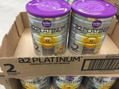 A2 Platinum Premium Stage 1 Infant Formula