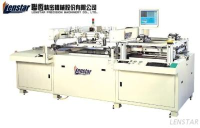 CCD Automatic Alignment Screen Printing Machine