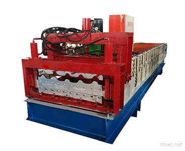 Double Glazed Tile Machine, Rollforming Machine, Automatic Metal Sheet Cold Roll Forming Machine, Metalworking Machinery