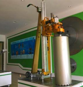 Hydraulic Drilling Machines With Up To 1000Mm Holes/ 100 Meter Underwater Drilling