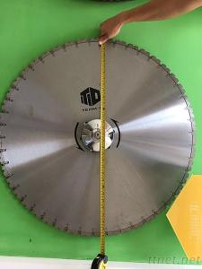 Sharp Laser-Welded Diamond Saw Blades With Fast Cutting Speed
