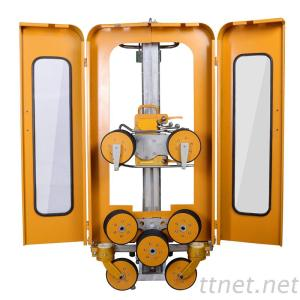 Diamond Wire Saw Machine For Cutting Reinforced Concrete And Metals