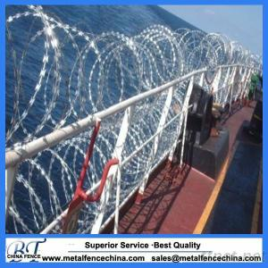 High Security Barbed Wire Razor Wire