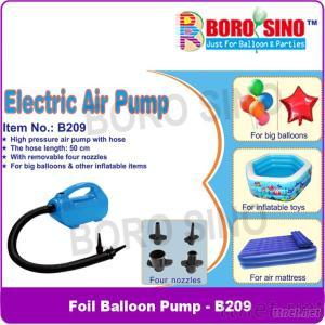 Foil Balloon Pump