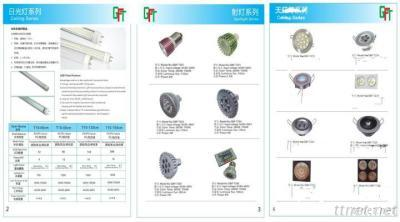 LED Tube/ LED Light, Spotling, Ceiling Light