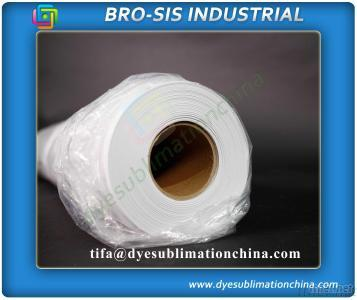 High Quality 58G Dye Sublimation Transfer Paper From China