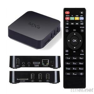 Android TV Box, MXQ Amlogic Quad Core TV Box