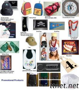 Promotional Items, Advertising Production & Gift Items