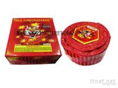 500s Red Firecracker Fireworks