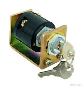 Key Switch Lock, Electric Switch Lock, 20mm Key Switches-K20X63