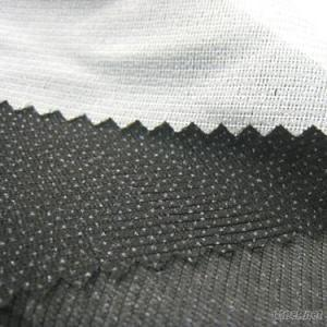 Double-Dot Warp Knitting Fusing Interlining --4075