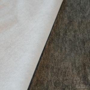 35GSM Non Woven Fusible Interlining (Double-DOT) --8035