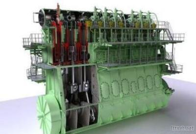 Dual Fuel(Biogas And Natural Gas) Generator