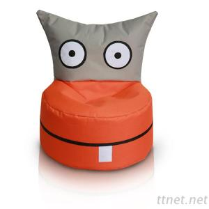 Kids Bean Bag Chair Animal Funny