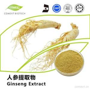 Panax Ginseng Root Extract Ginsenosides 1%~30% HPLC