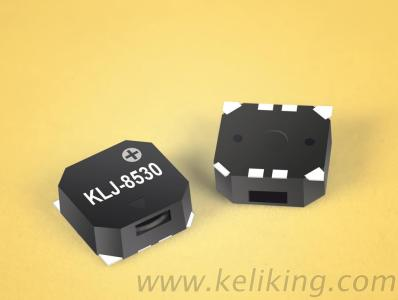 Small SMD Buzzer, Magnetic Buzzer, Audio Transducer L8.5Mm*W8.5Mm*H3.0Mm KLJ-8530-5027