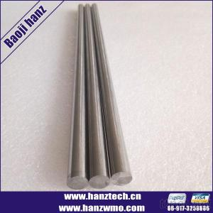 Tungsten Rod 8Mm Diameter Polish Surface For Sale