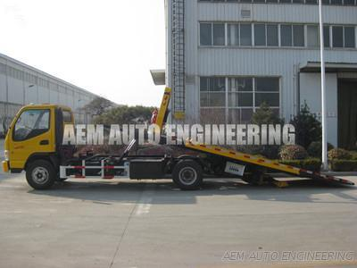 3 Ton And 5 Ton Road Recovery Wrecker Tow Truck