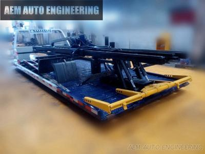 Road Recovery Wrecker Tow Truck Parts