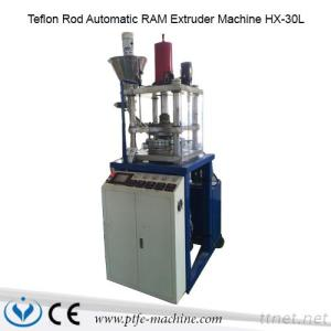 Vertical RAM Extruder Machine for PTFE Rod(semi-closed)