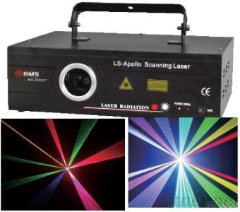 Full Colors Computer Flash Laser Light