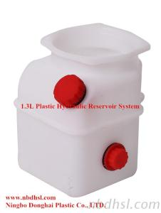 1.3L Plastic Oil Tank For Hydraulic Power Pack