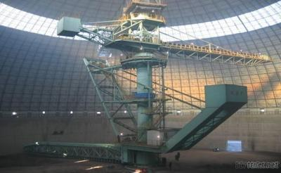 Counterweight Type Top Stacking And Lateral Reclaiming_NHI China