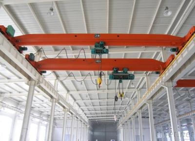 1-32 Ton Single Girder Overhead Crane