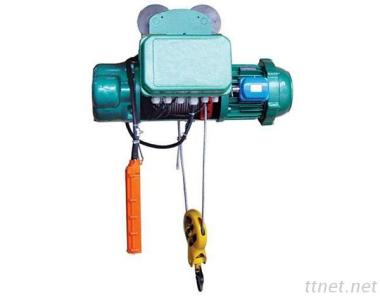 CD Single Speed Electric Wire Rope Hoist