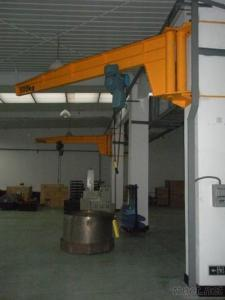 BX Model Wall Type Cantilever Crane