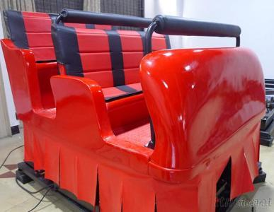6 Hydraulic Seats For 5D Cinema System