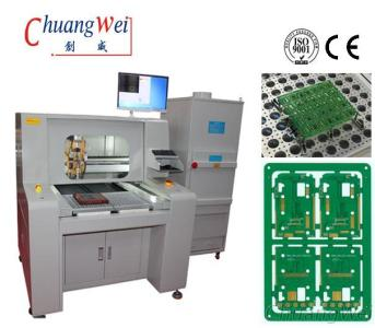 FR1 FR4 MCPCB Printed Circuit Board Router 0.02Mm Cutting Machinery