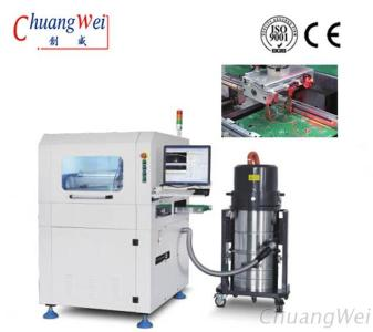 High Efficiency Inline PCB Router Machine
