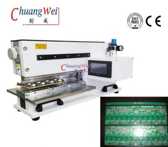 Depaneling Machine for Printed Circuit Board Automatic Pneumatic PCB Depanel Tool, CWVC-330
