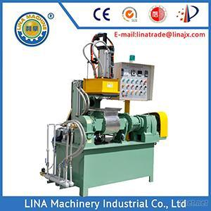 PP PE EVA PVC Dispersion Kneader/Internal Mixer For Research And Mass Production
