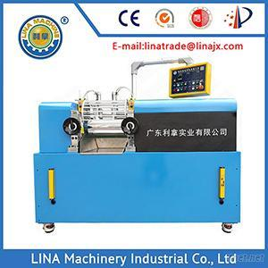 PP PE PVC EVA Mixing Machine Open Mill/Open Mixing Mill For Research Or Mass Production