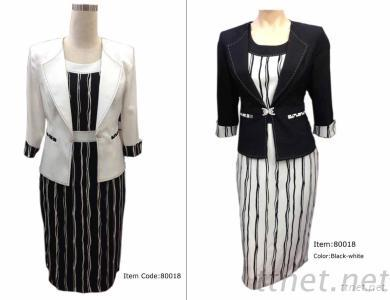 2 Piece Formal Woman Suits