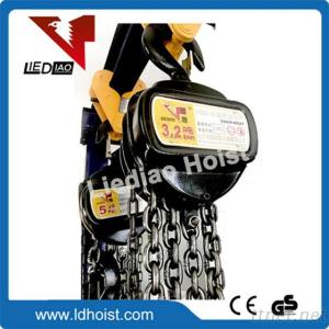 HSZ-C Manual Chain Hoist with Factory Wholesale Price