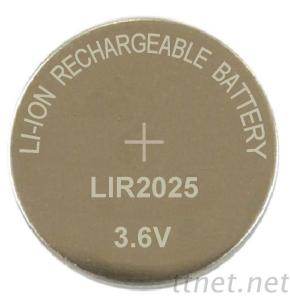 LIR2025 Supplier Lithium Manganese Dioxide Battery