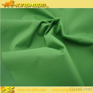 Woven Fabric 40D PA Coating Fabric Ripstop Polyester Fabric
