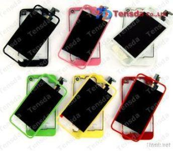 For Iphone 4 Lcd Display Screen Various Color