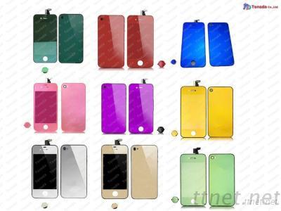 For Iphone 4G/4S Electroplating Conversion Kits