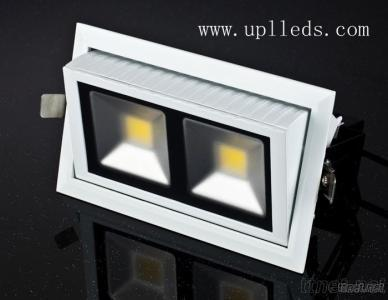 50W Rectangular COB LED Down Lights