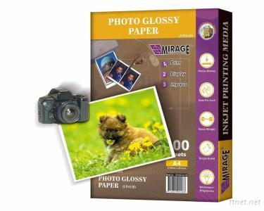 Glossy Photo Paper A4 100 Sheets