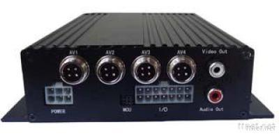4 Channel Mobile DVR Recorder Bus/Truck DVR Biztot