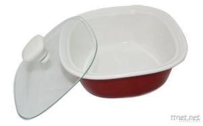 Tempered Glass Lid - NO RING TYPE