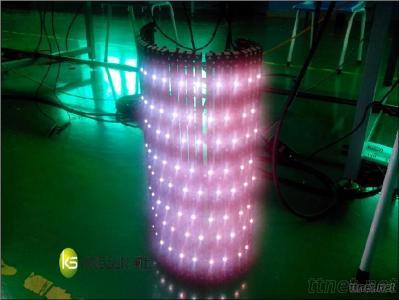 P15.625 Flexible Curtain Led Display