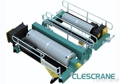 CW Series Heavy Duty Electric Winches For Cranes